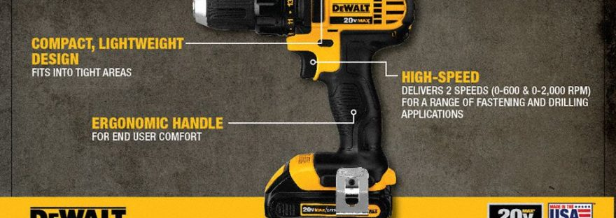 cordless drills Features