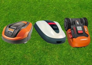 How Do Robot Lawn Mowers Work